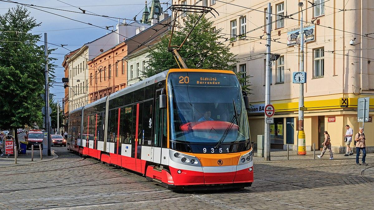 Транспорт в Праге: схемы, цены и билеты
