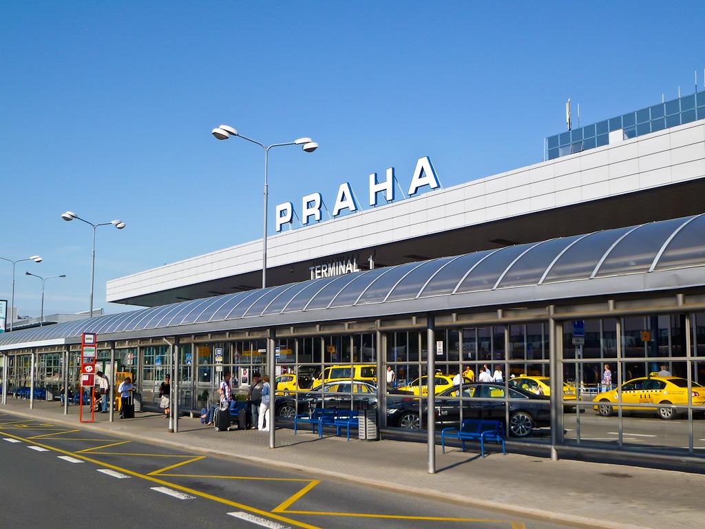 Как добраться из аэропорта Праги в центр Праги