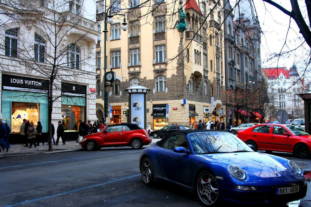 Где провести шоппинг в Праге