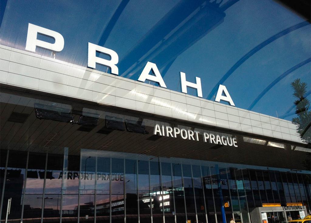 Как самостоятельно доехать из аэропорта Праги в город