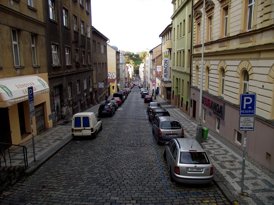 5 район в Праге