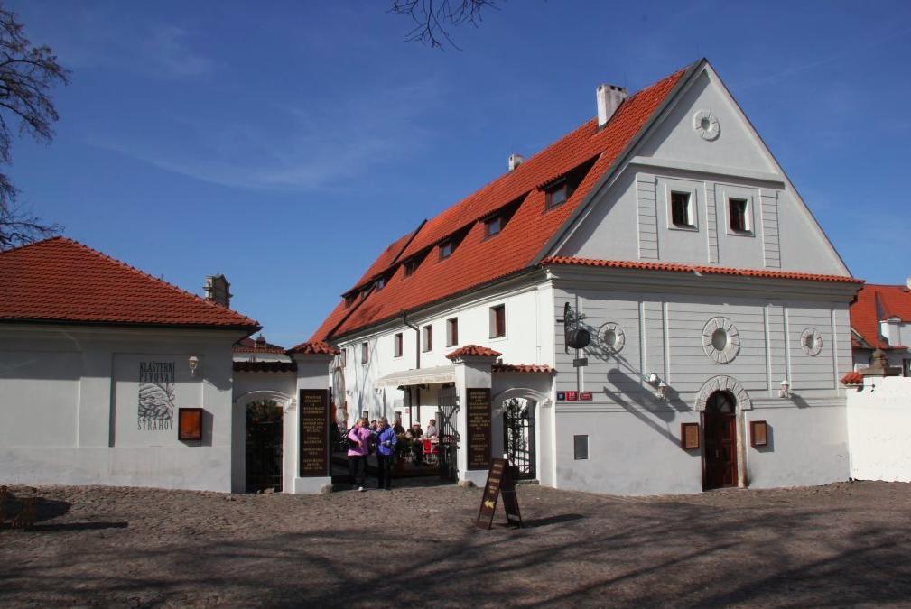Монастырская пивоварня Страгов