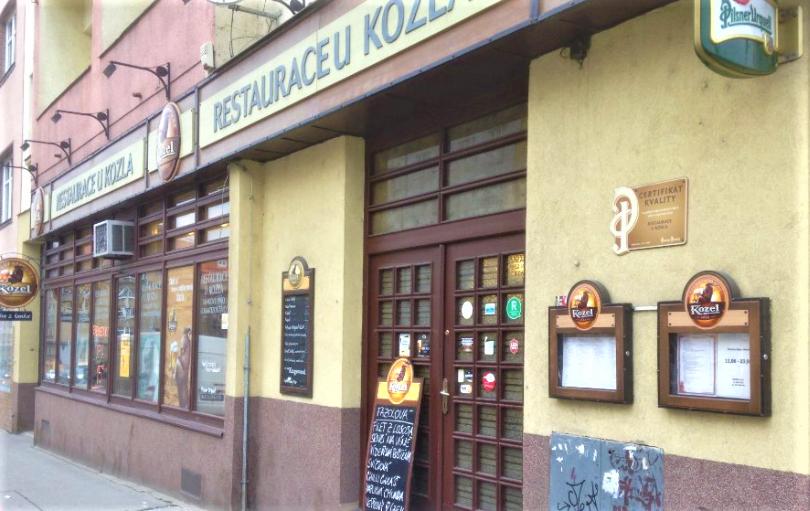 Пивной бар «У Козла» (U Kozla)