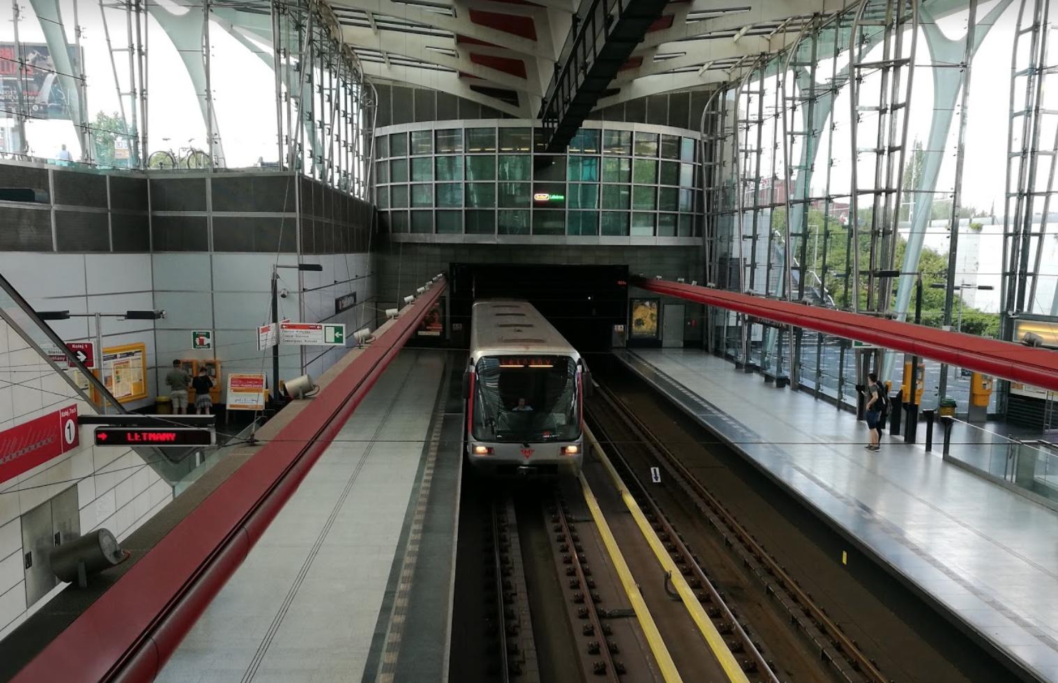 Сколько стоит метро в Праге