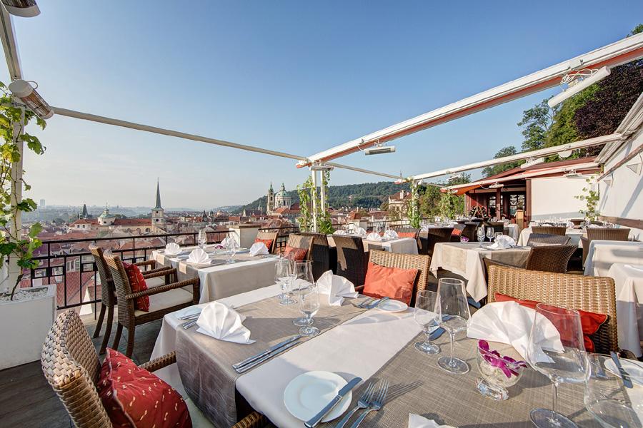 Рестораны и кафе в Праге