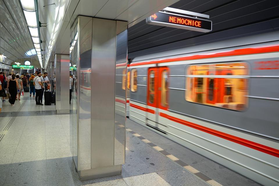 Как ориентироваться в метро Праги