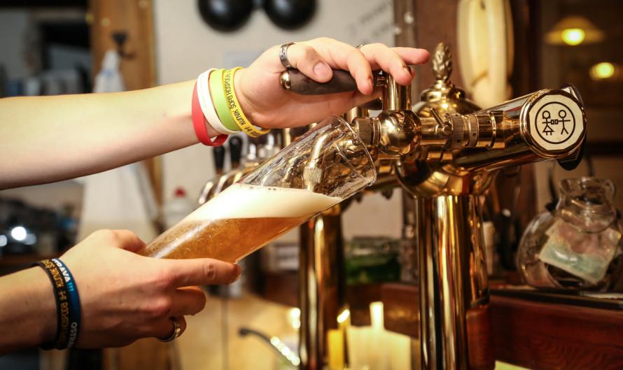 Где выпить пива в Праге