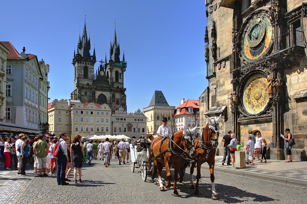 Индивидуальные экскурсии в Праге