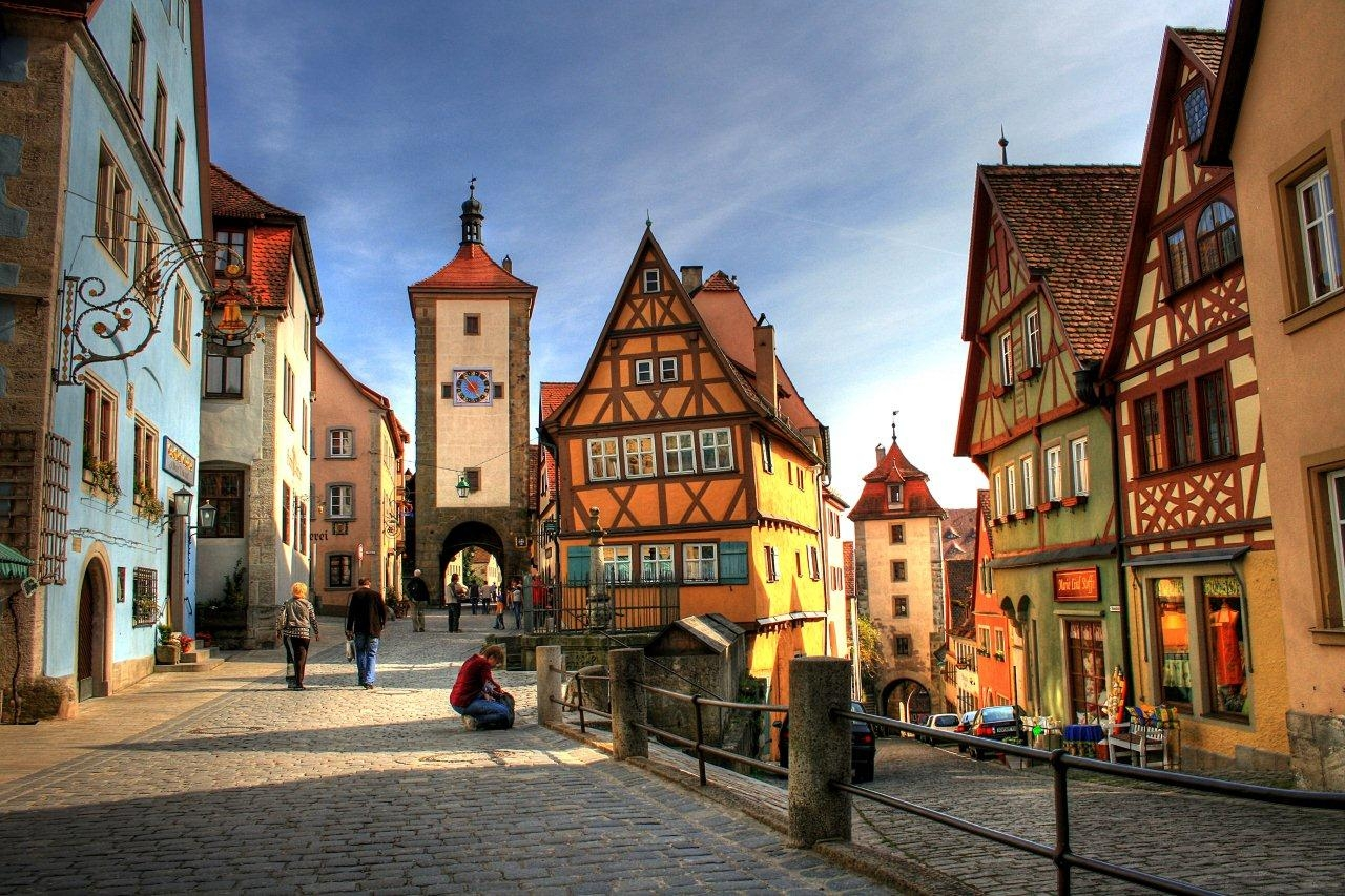 Когда ехать в Прагу?