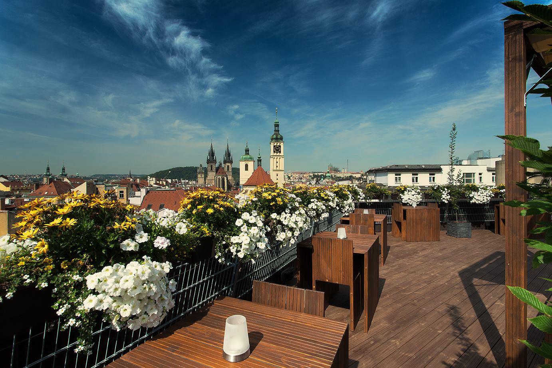 Бар-ресторан T-anker в Праге