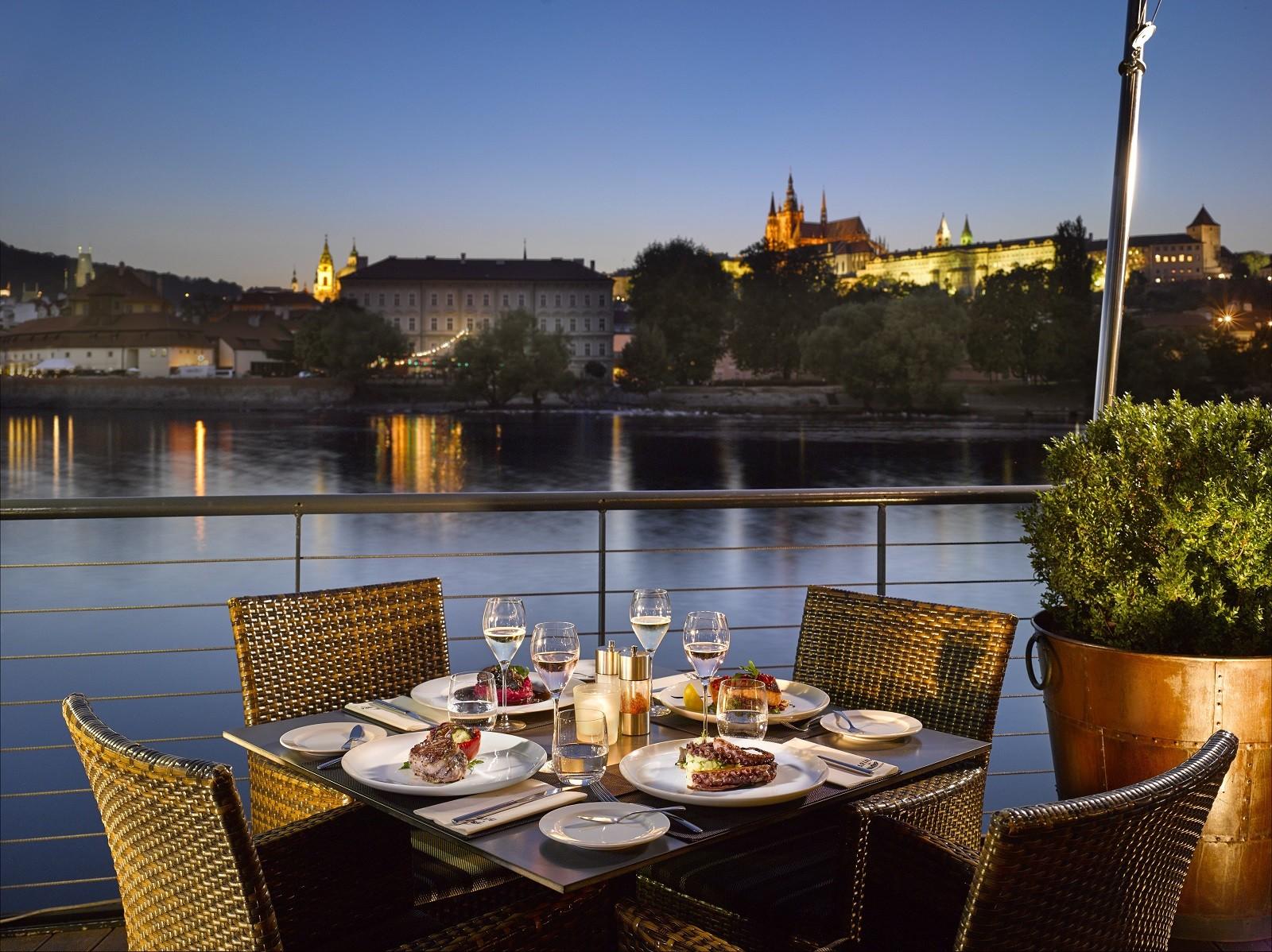 Ресторан Marina в Праге