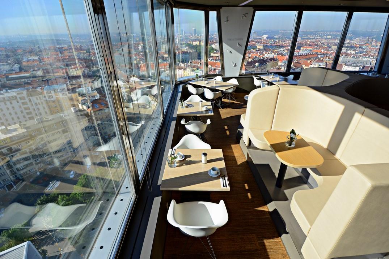 Ресторан Oblaca в Праге