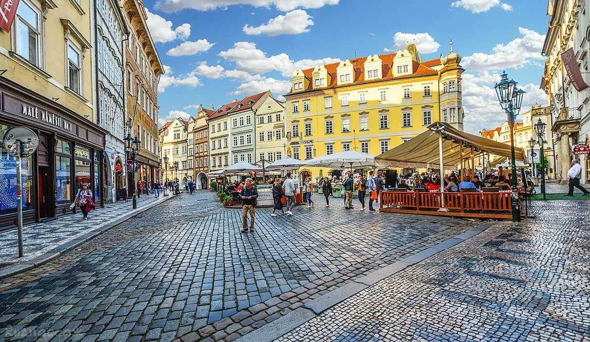 Что смотреть в Праге в сентябре