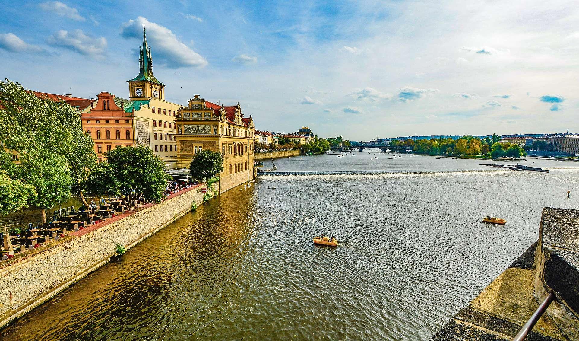 Отдых в Праге в сентябре
