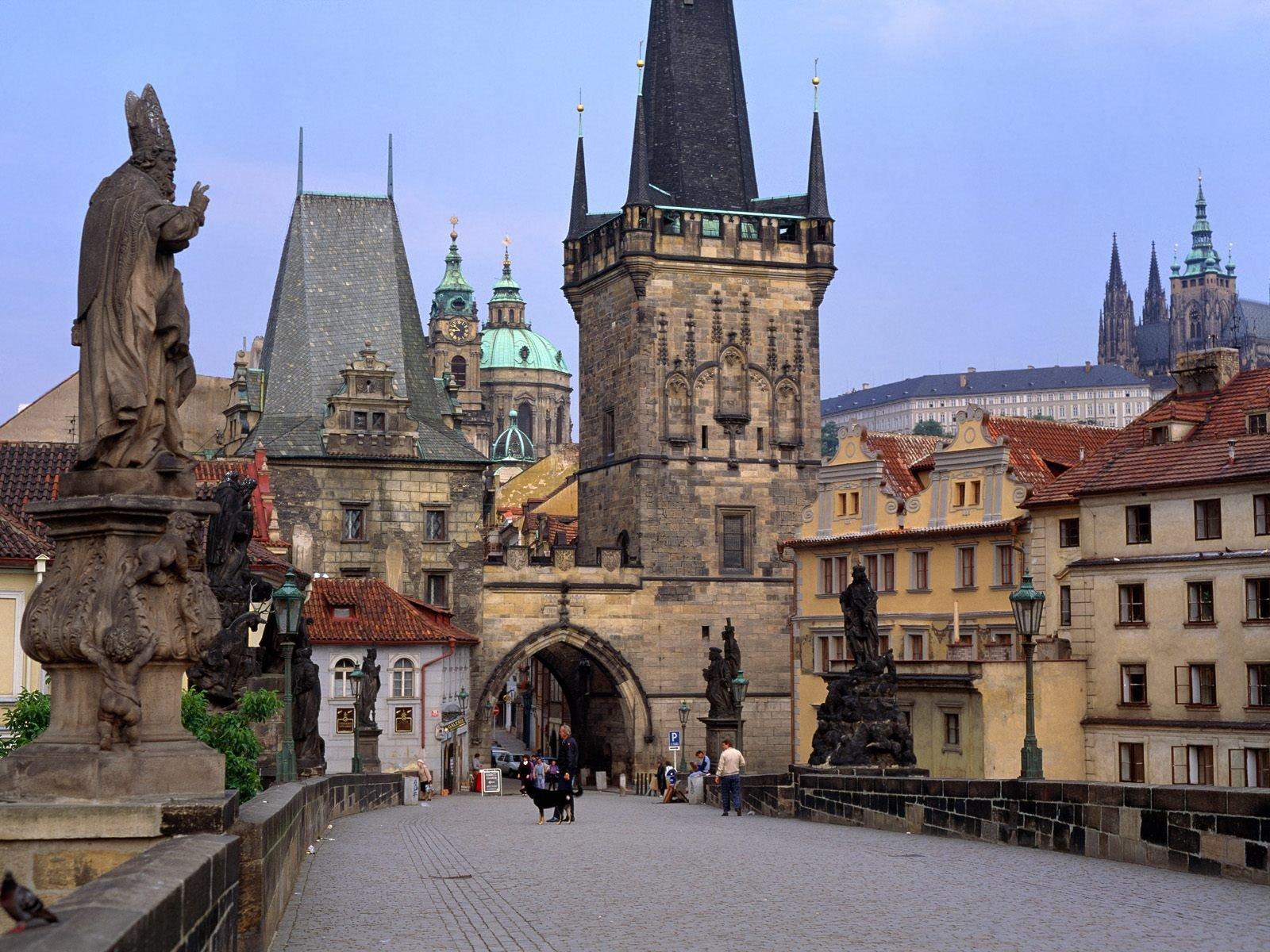 Что брать с собой в Прагу в ноябре