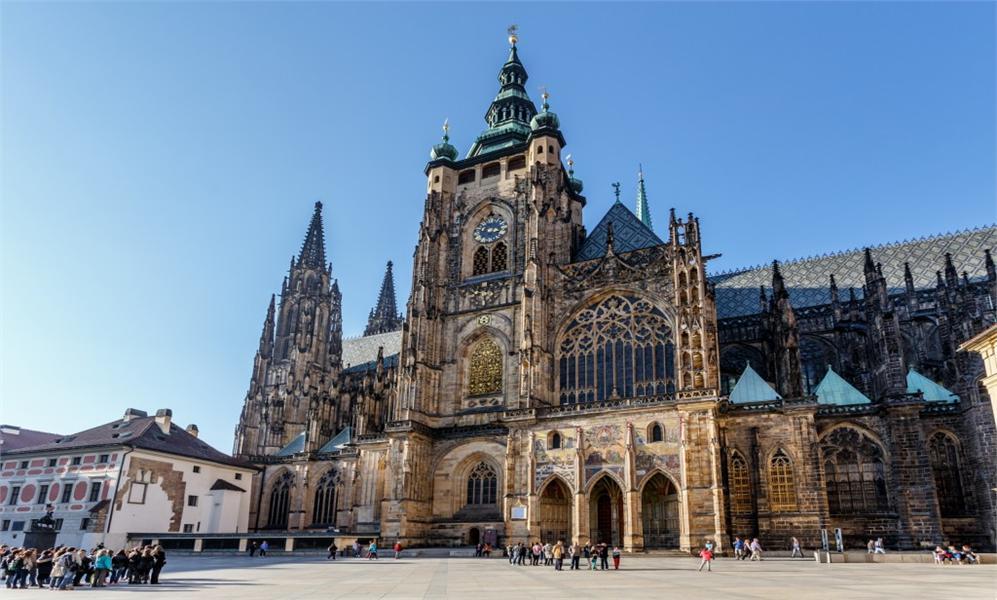 Что смотреть в Праге в ноябре