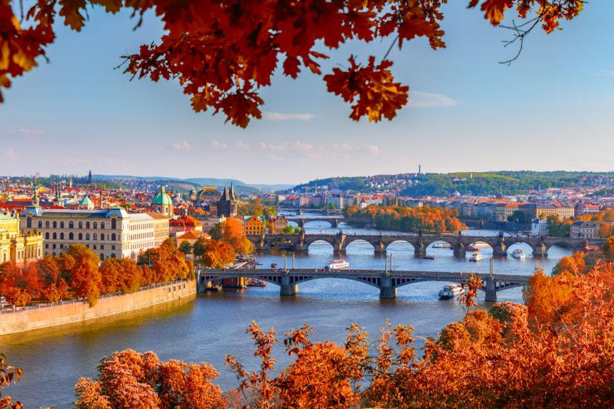 Прага в октябре, чем заняться?