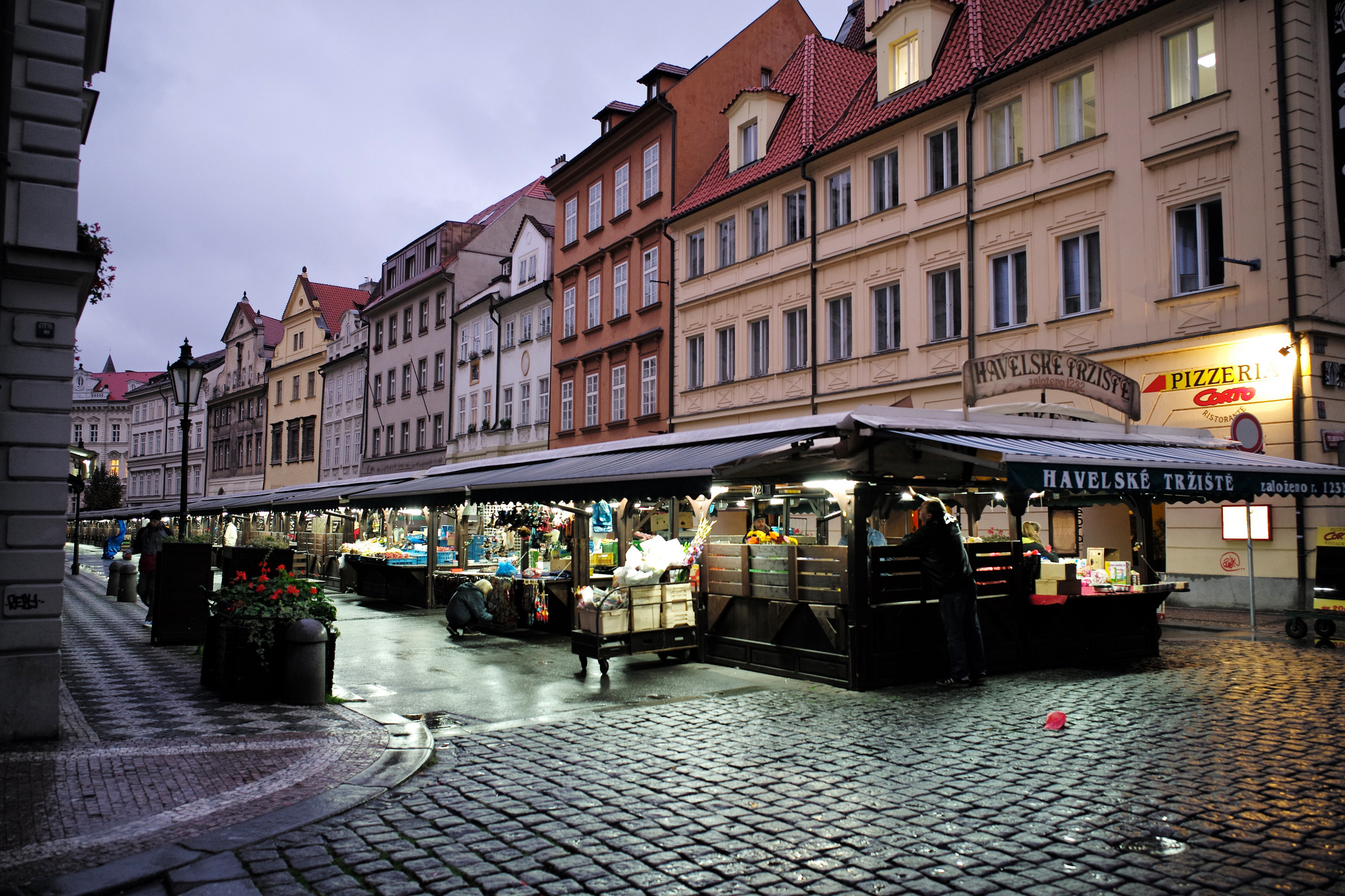 Летний шоппинг в Праге
