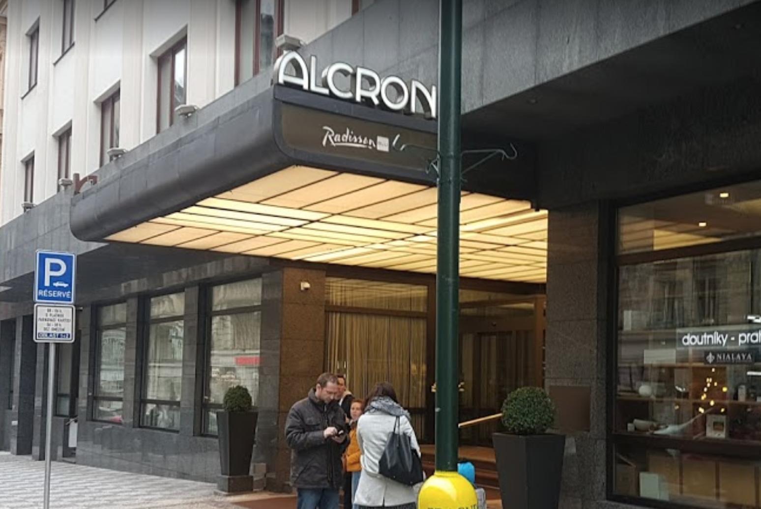 Ресторан Alcron