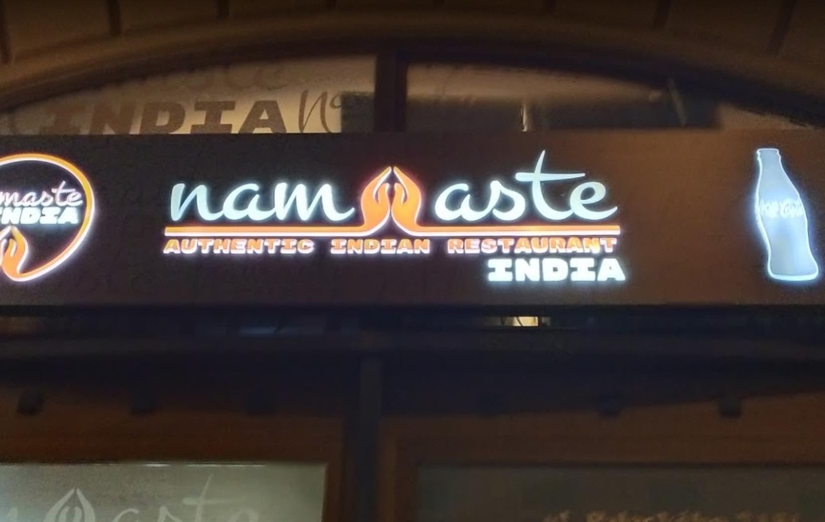 Ресторан Namaste India