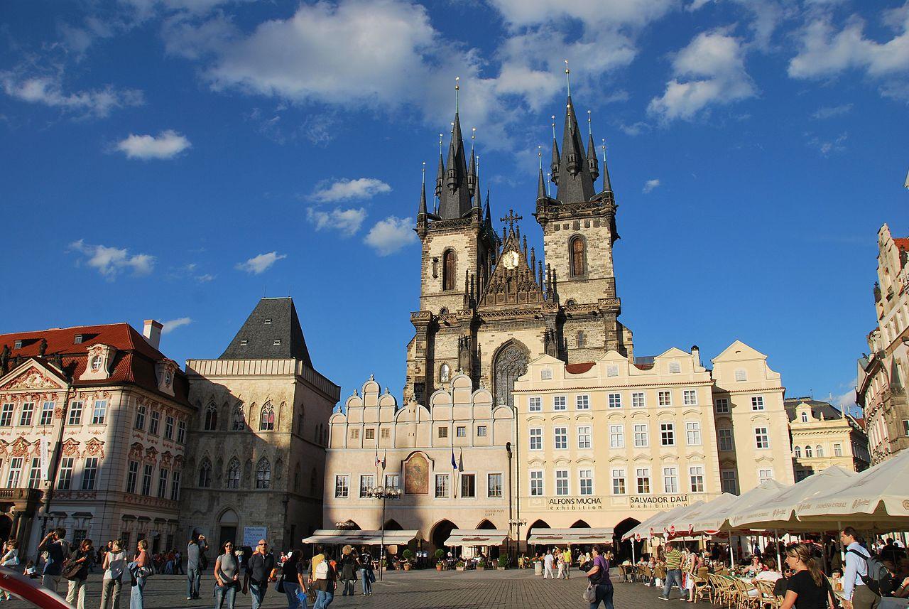 Куда сходить в Праге в сентябре