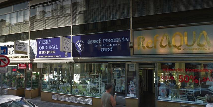 Český porcelán