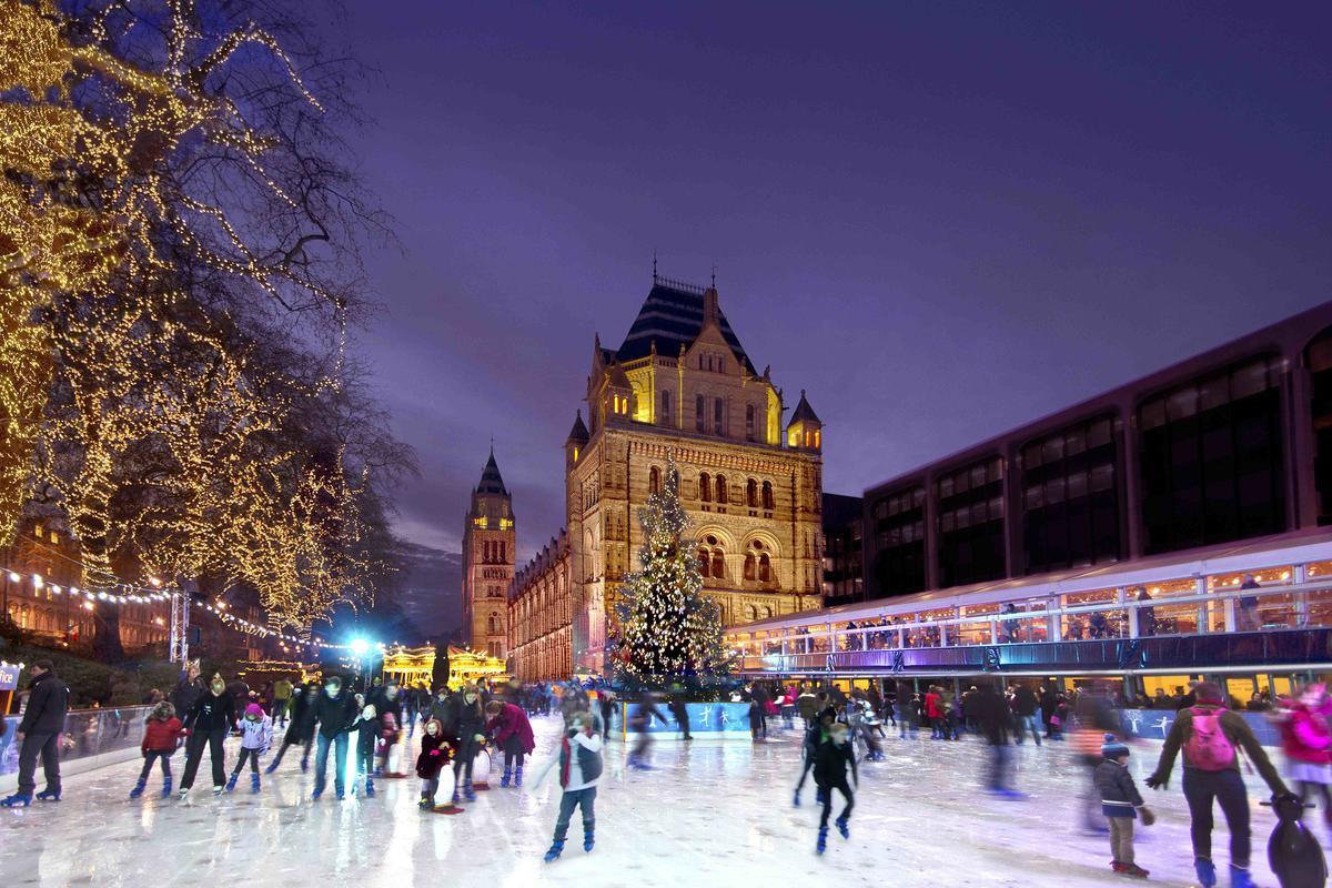 Развлечения в Праге в декабре