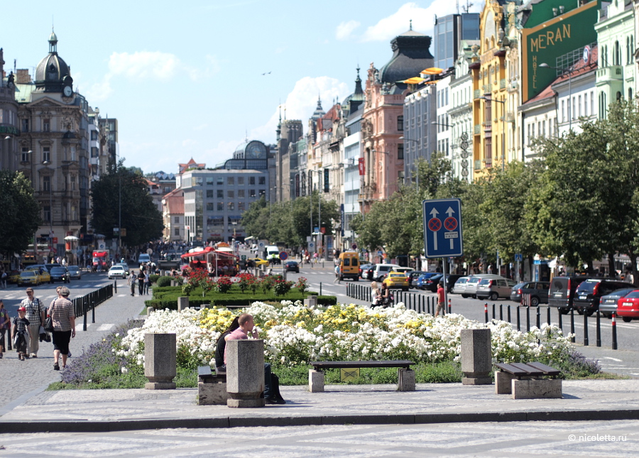 Прага в июле: как провести лето в Праге