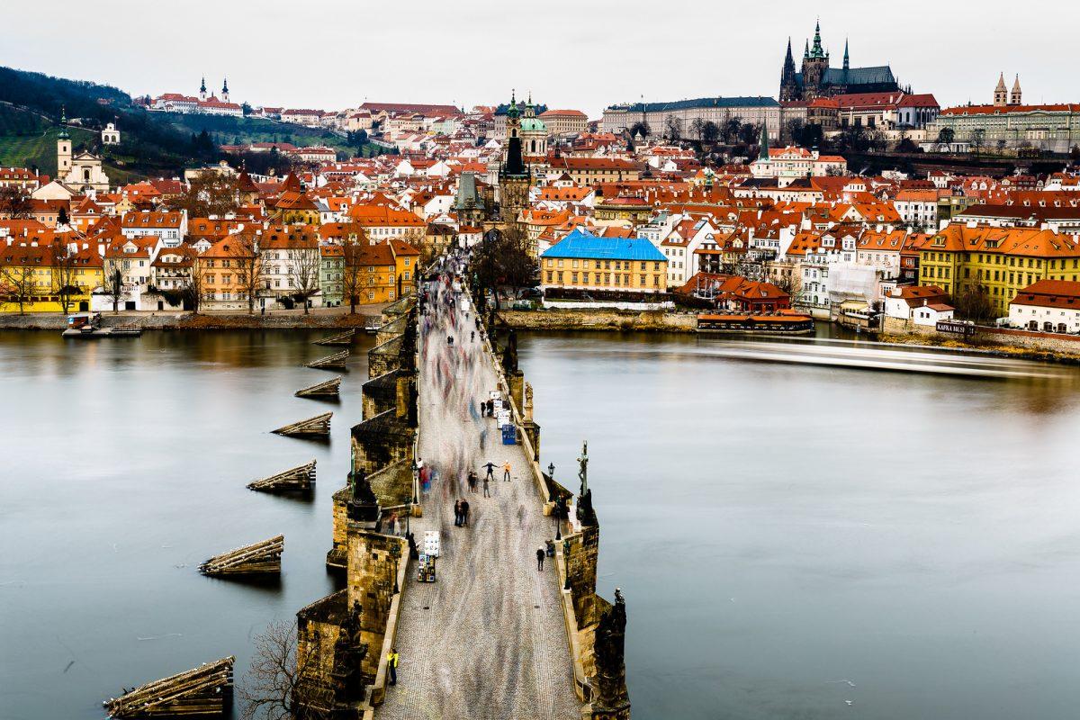 Как отдохнуть в Праге в ноябре