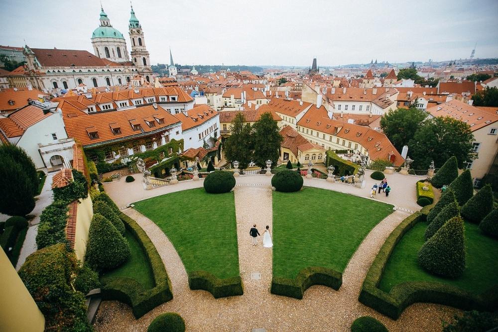 Прага в Августе: события и прогулки