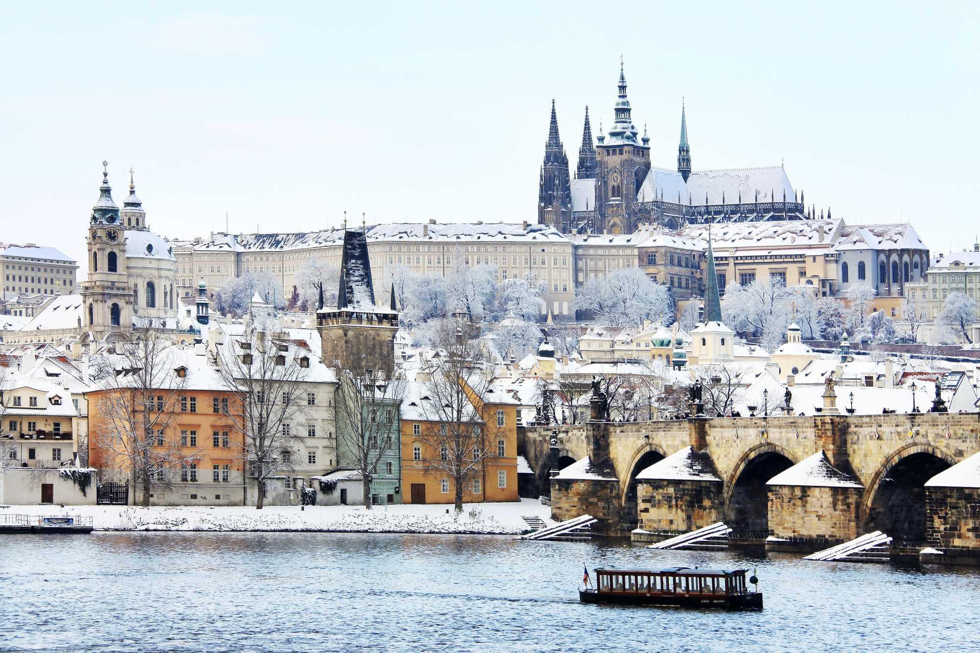 Что делать в Праге в декабре