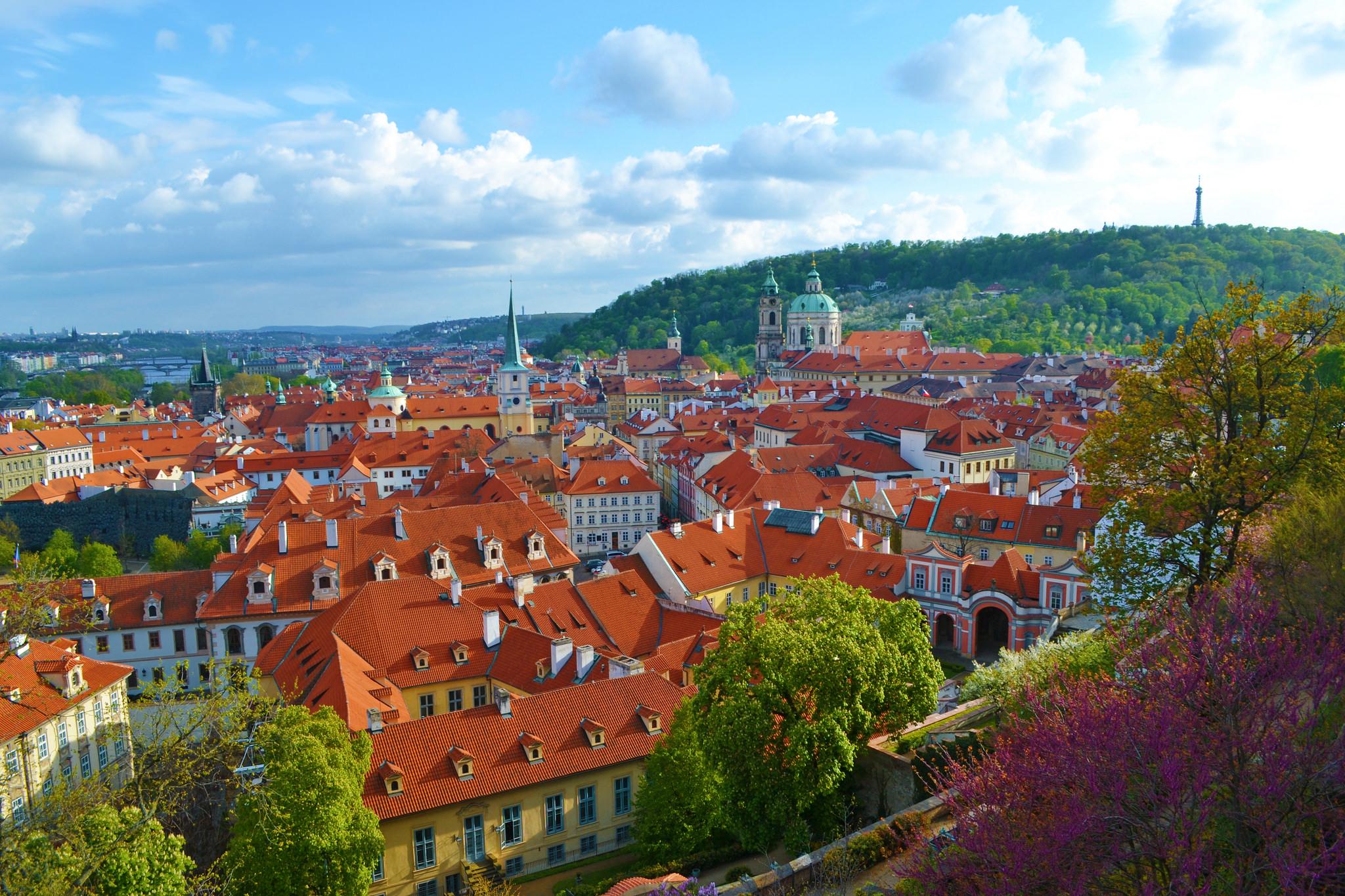 Как отдохнуть в Праге в апреле