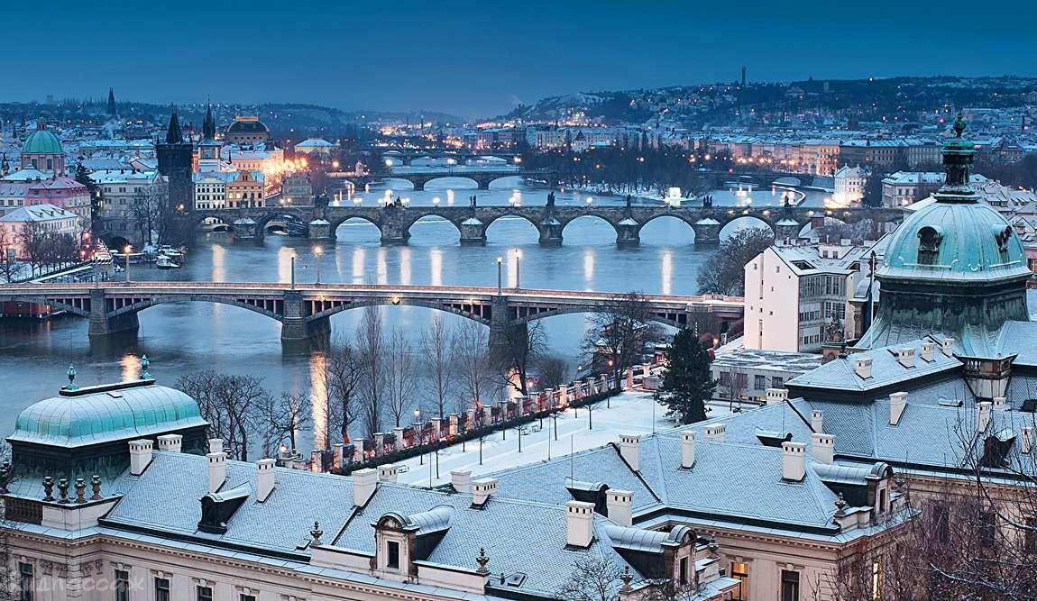 Февраль в Праге: куда пойти и что посмотреть