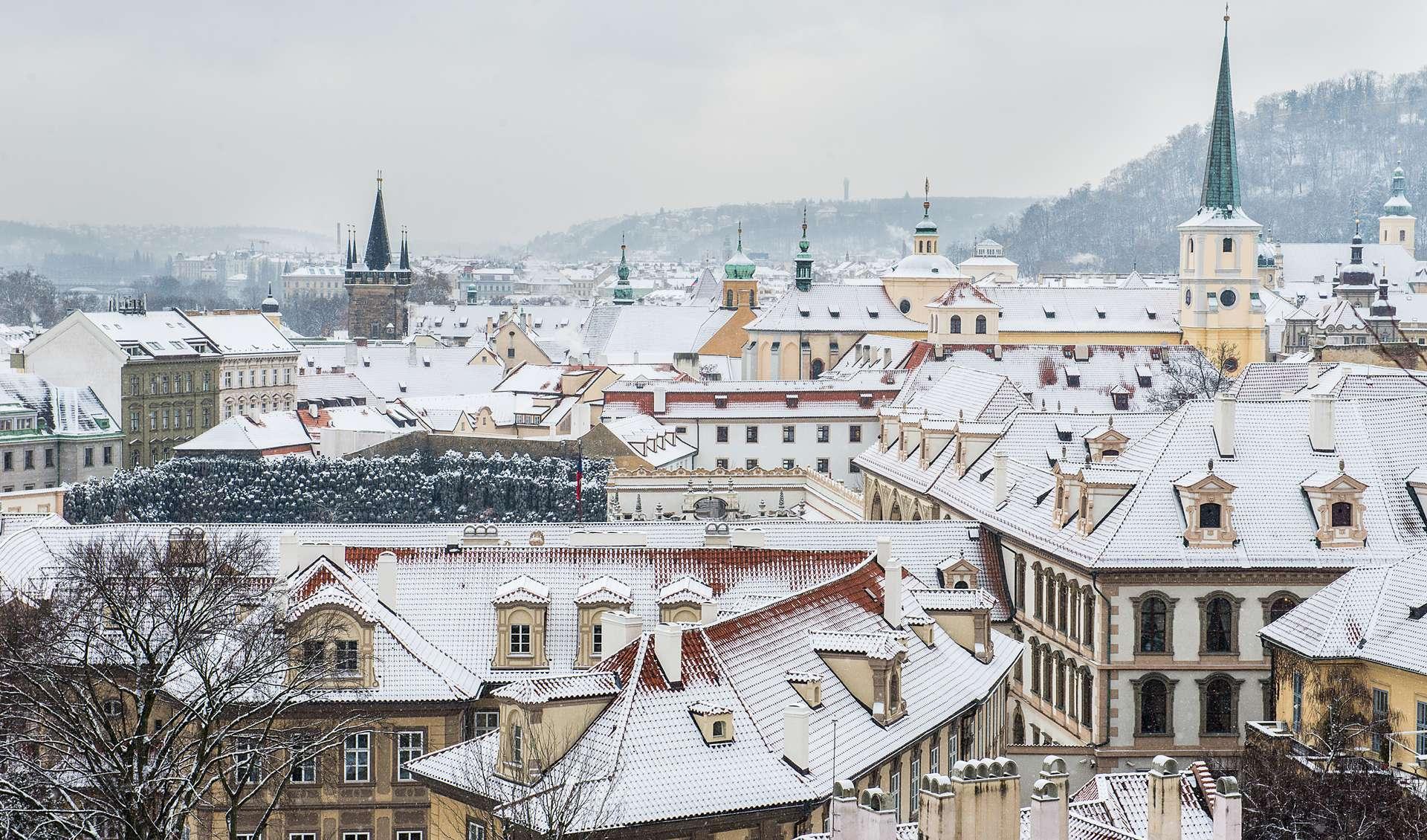 Отдых в Праге в феврале