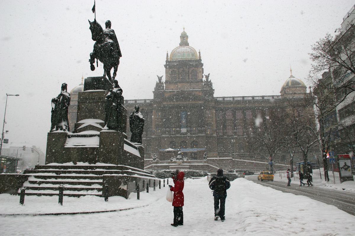 Что посмотреть в Праге зимой?