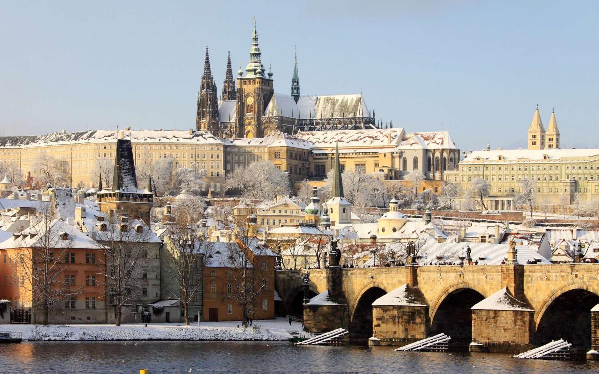 Прага зимой: куда пойти, чем заняться и что смотреть