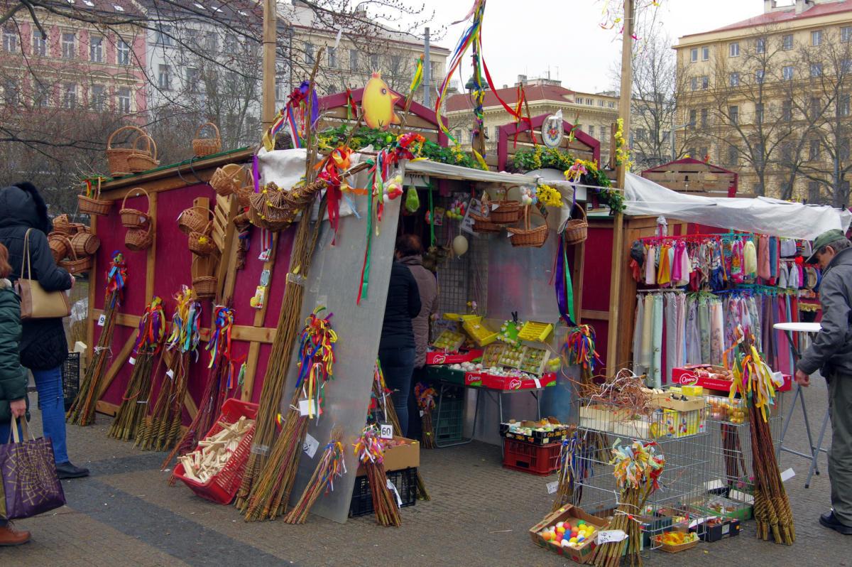 Какие праздники в Праге в апреле