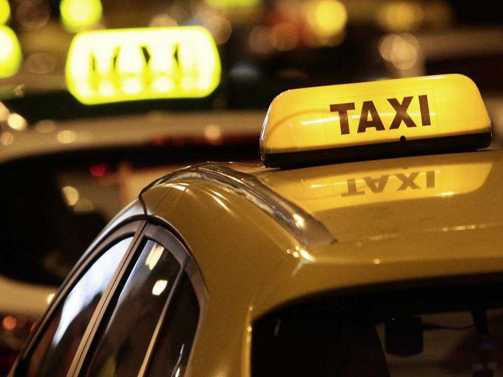 Стоимость такси в Праге