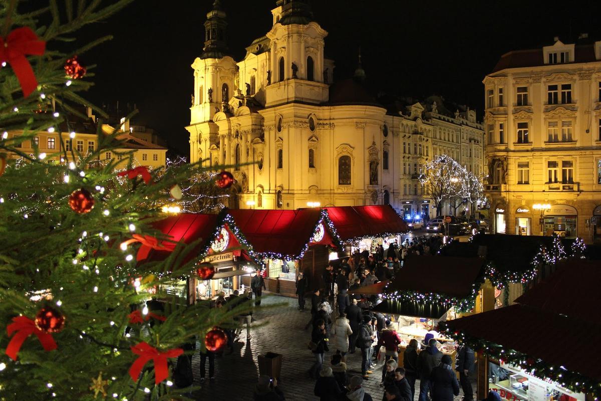 Развлечения в Праге в январе