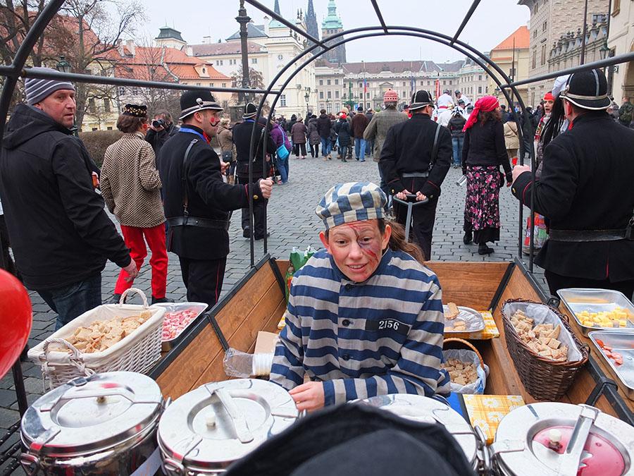 Развлечения в Праге в марте