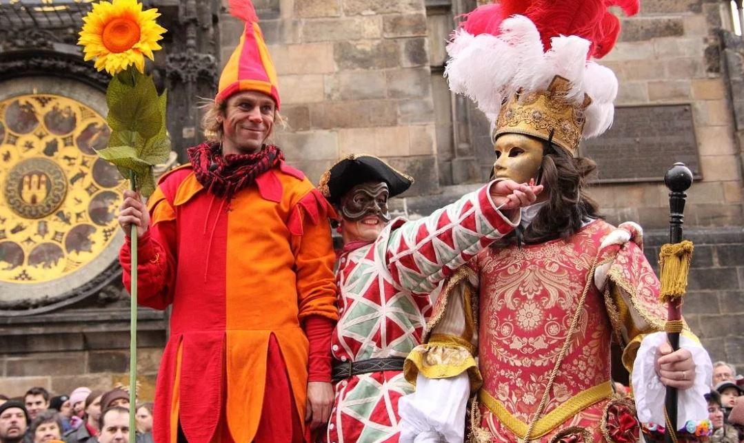 Развлечения в Праге в феврале