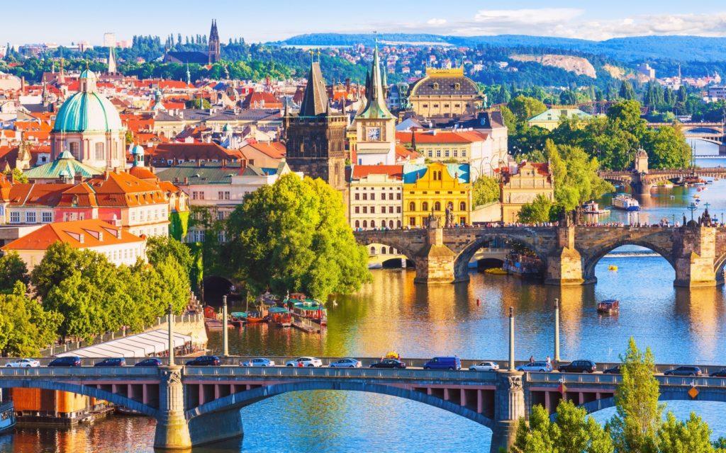Лучшие достопримечательности Праги: фото, адреса и панорамы