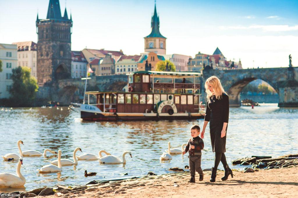 Фотосессия в Праге / фото: Victor Zdvizhkov