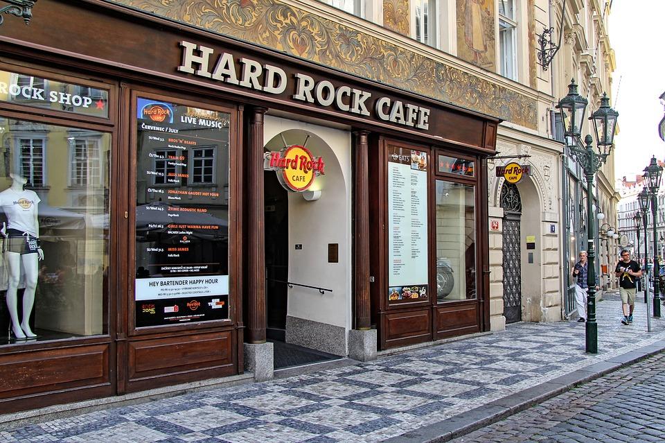 Hard Rock Cafe в Праге