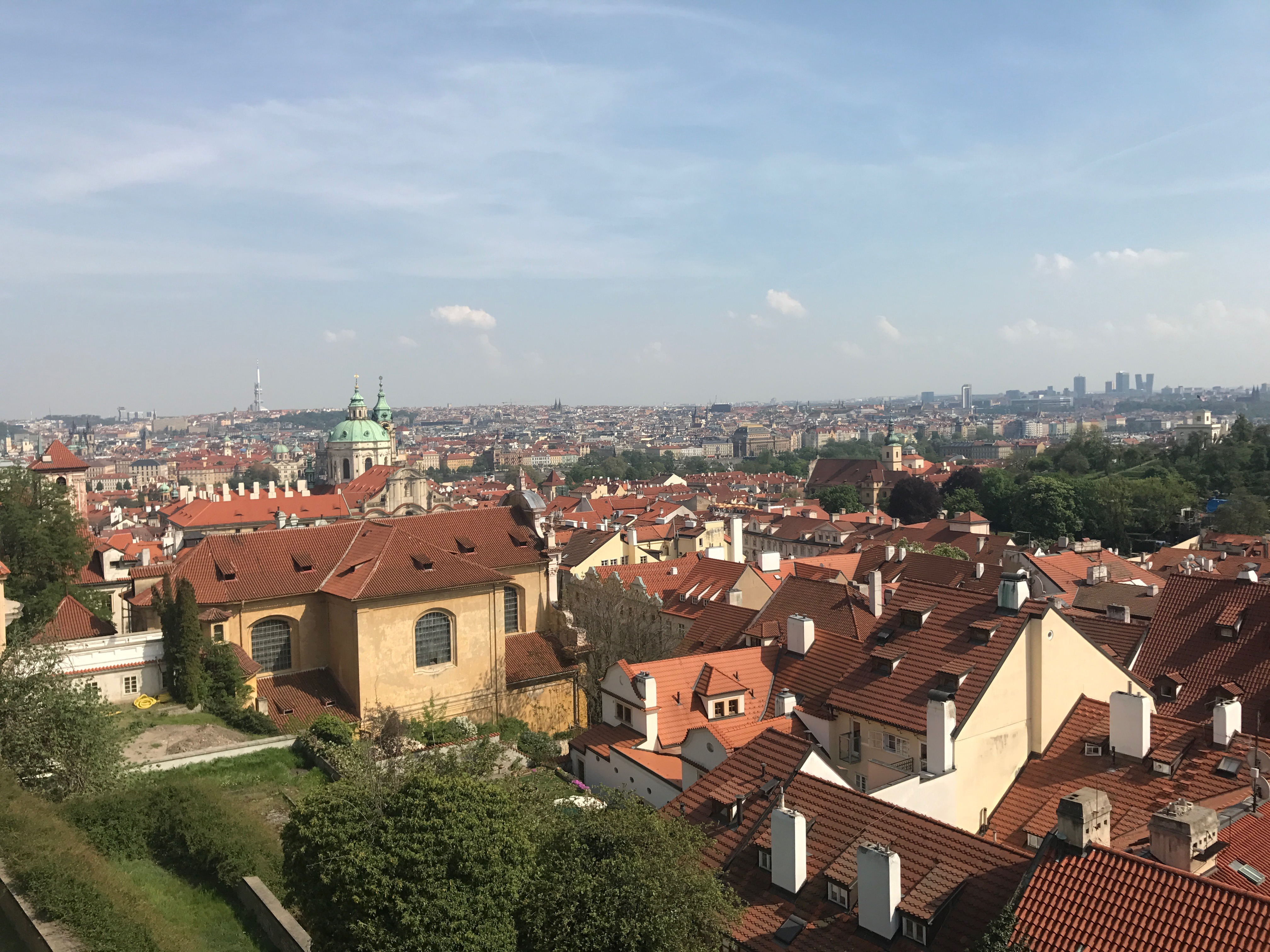 Прага в апреле: куда сходить и что посмотреть