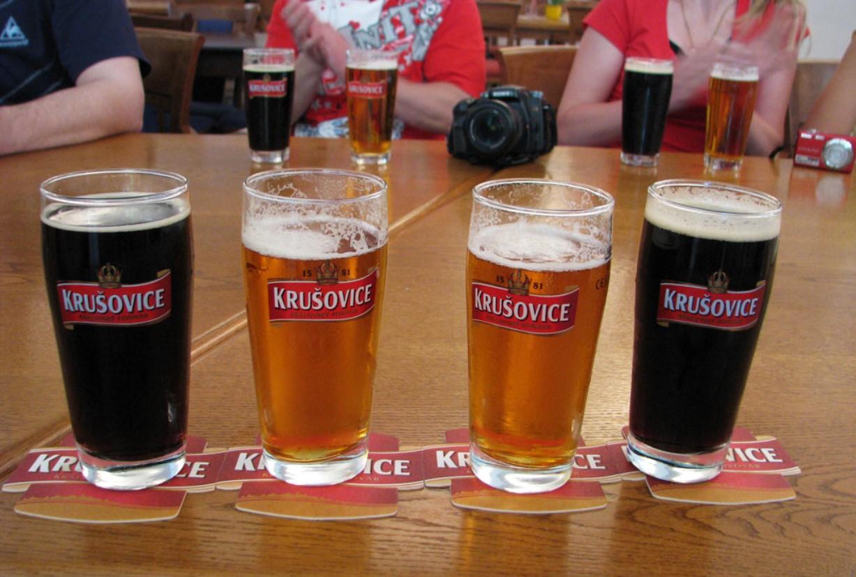 Пиво Krušovice