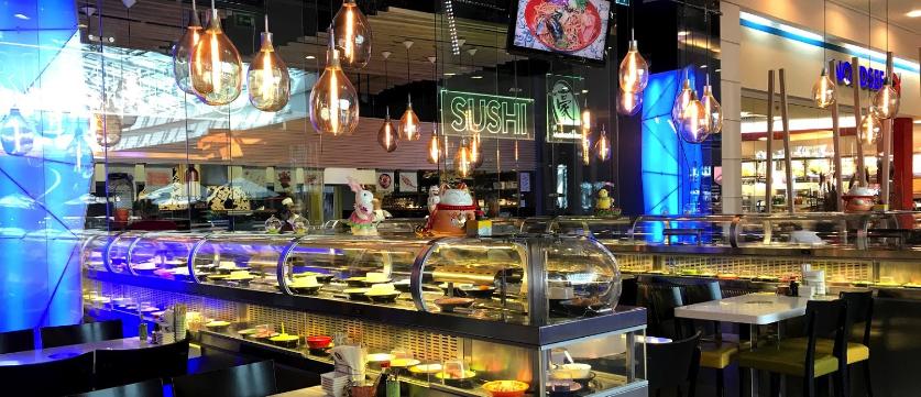 Азиатский ресторан Makakiko в Праге