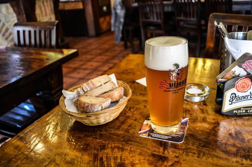 Какое пиво пить в Чехии