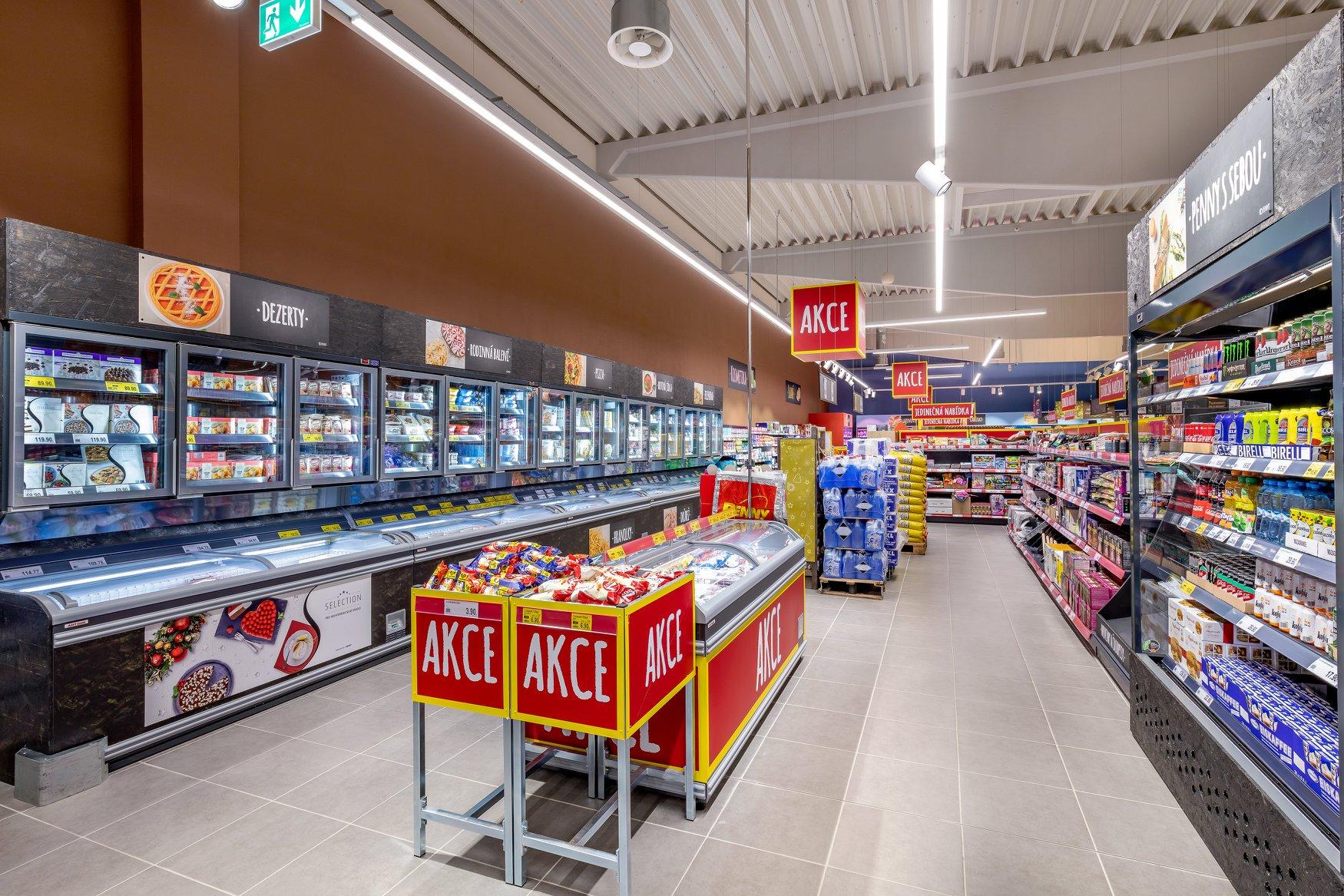 Цены в магазинах Праги