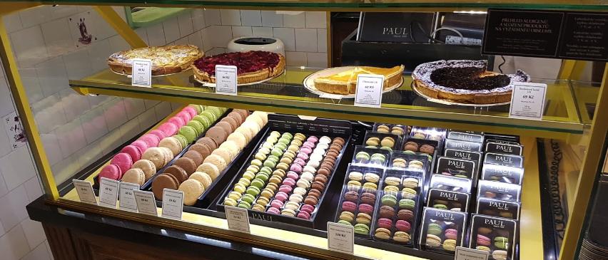 Кафе Paul в Праге